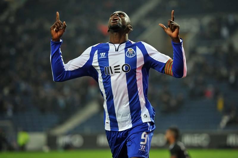 Jackson regressou após lesão e apontou o terceiro golo dos dragões Fonte: Facebook do FC Porto