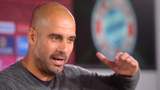 Guardiola tem um desafio dificil frente ao Porto Fonte: Facebook do Bayern de Munique
