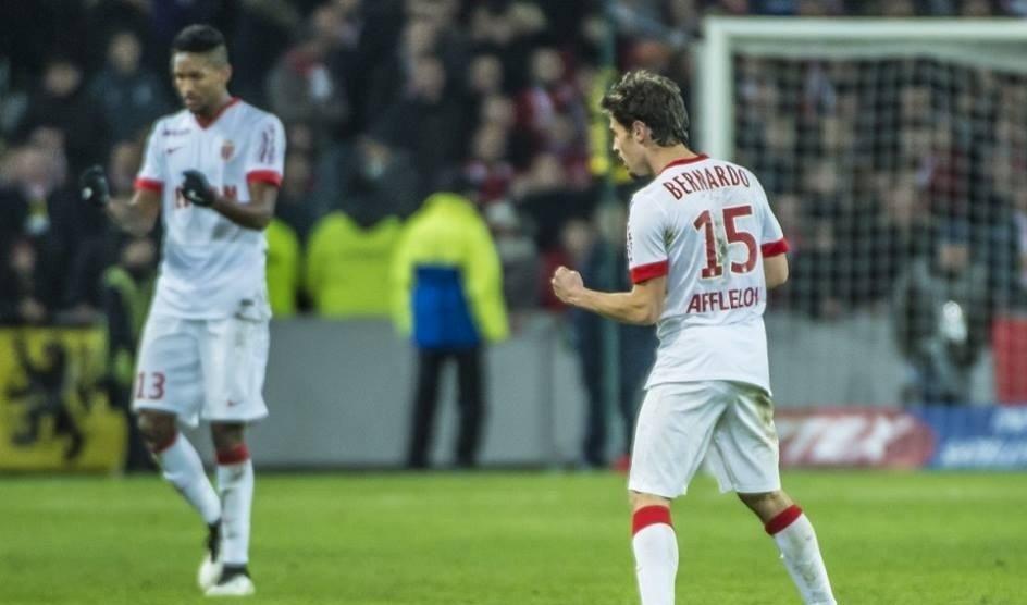 Bernardo Silva floresceu sob o comando do Leonardo Jardim Fonte: AS Monaco