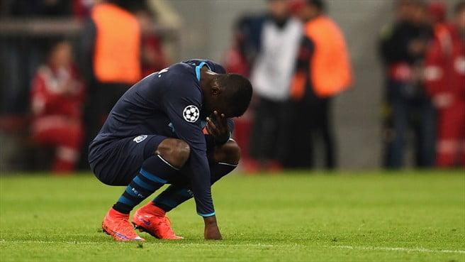 Jackson, o capitão do FC Porto, deu tudo pela equipa - foi o único portista a rematar durante todo o jogo  Fonte: UEFA