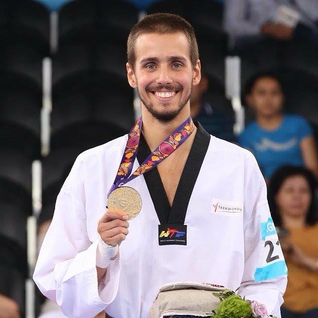 Rui Bragança é um nome desconhecido para a grande maioria dos portugueses Fonte: Facebook do atleta