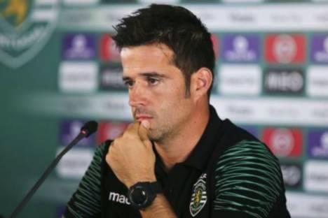 """O antigo treinador do Sporting foi mais uma das """"vítimas"""" de Bruno de Carvalho"""