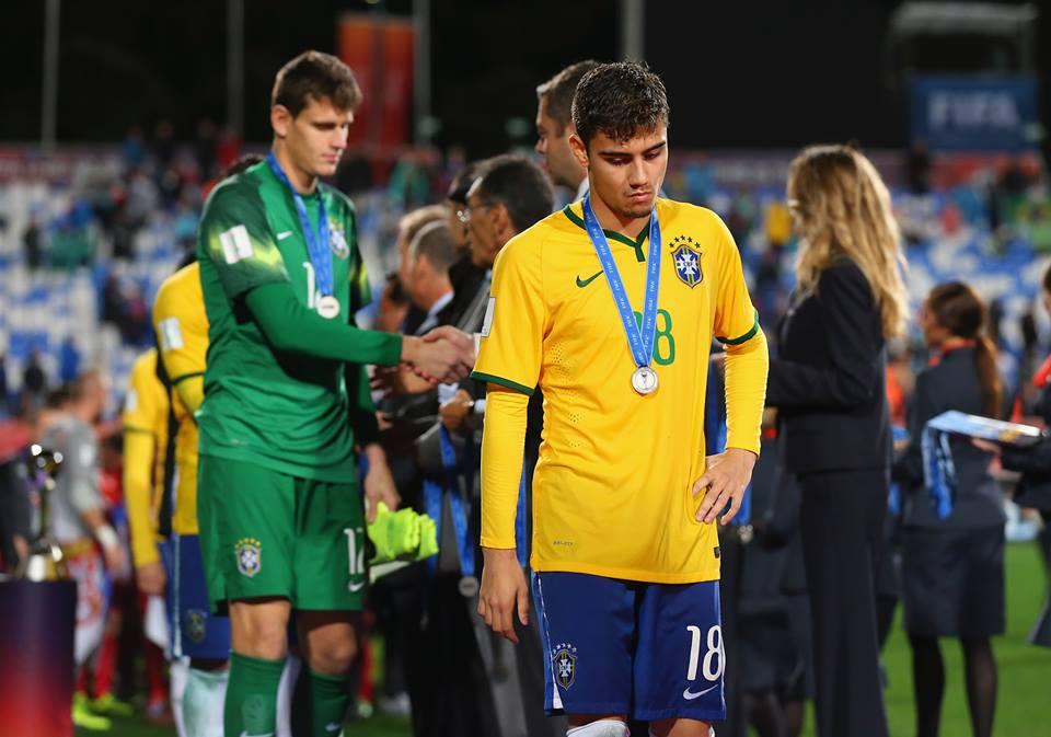 Apesar de ter chegado à final, o Brasil demonstrou muito pouco