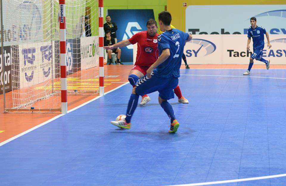 O Futsal é uma modalidade em crescimento em Portugal