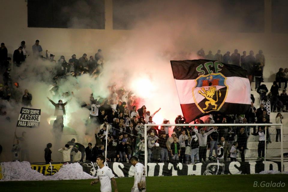 O Farense é um verdadeiro histórico do Futebol Português Fonte: