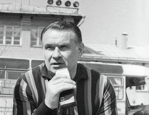 Konstantin Beskov – O homem que revolucionou o futebol do Spartak Fonte: SportStories
