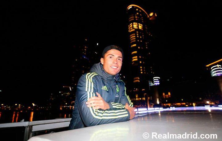 Ronaldo já saiu da zona de conforto e tem, agora, menos provas a dar Fonte: Facebook do Real Madrid