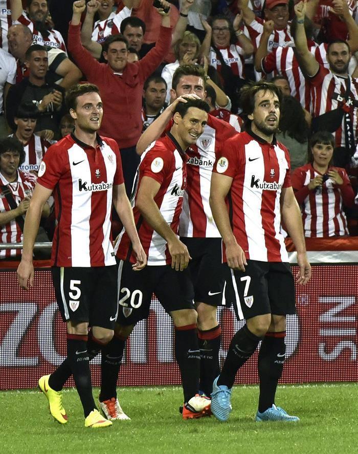 Athletic muito perto de voltar a conquistar um titulo Fonte: Facebook oficial da Liga BBVA