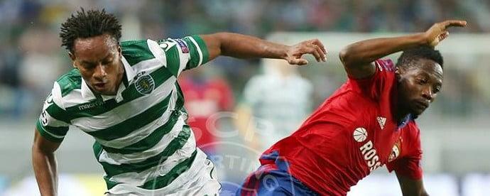 Carrillo voltou a ser o melhor dos leões