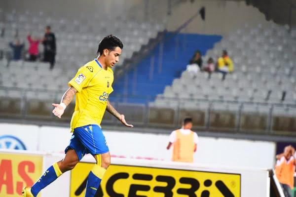 Sergio Araujo – O prodígio argentino do UD Las Palmas Fonte:todo-boca.com.ar