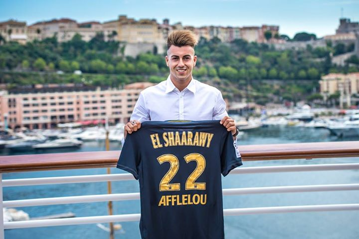 Depois das saídas e Ferreira-Carrasco e Ocampos, El Shaarawy promete impôr-se no Mónaco  Fonte: Facebook do AS Monaco