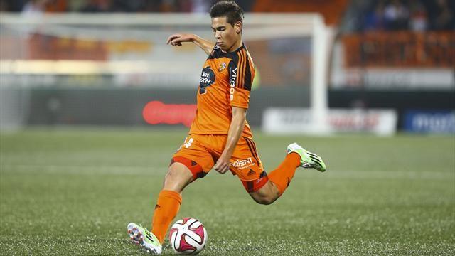 Raphael Guerreiro é um dos muitos portugueses que actuam no Championnat Fonte: Panoramic