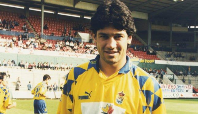 Legenda – El Turu Flores – O homem golo da UD Las Palmas no final da década de 1990 Fonte:www.laprovincia.es