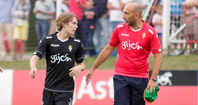 Halilovic e Abelardo – Uma parceira de sucesso Fonte: asturias.eldesmarque.com