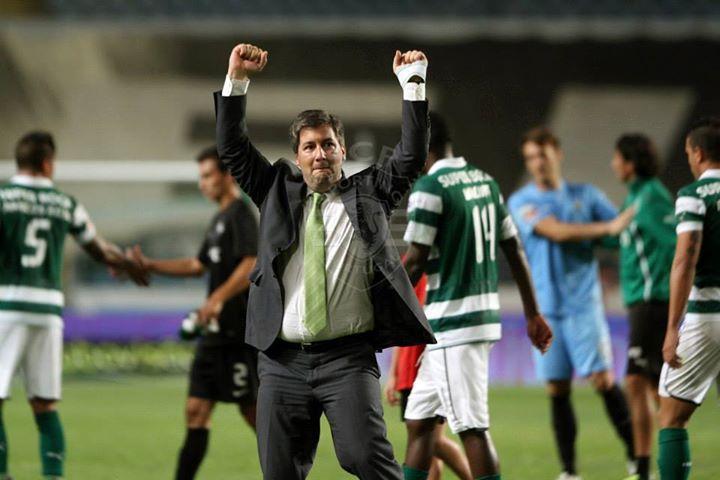 Alguém que salvou o Sporting da banca rota merecia mais respeito por parte da opinião pública Fonte: Sporting CP