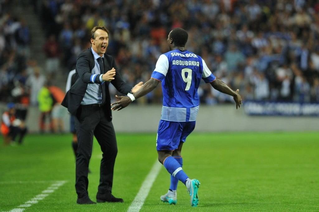 Aboubakar tem-se assumido como figura de proa Fonte: FC Porto