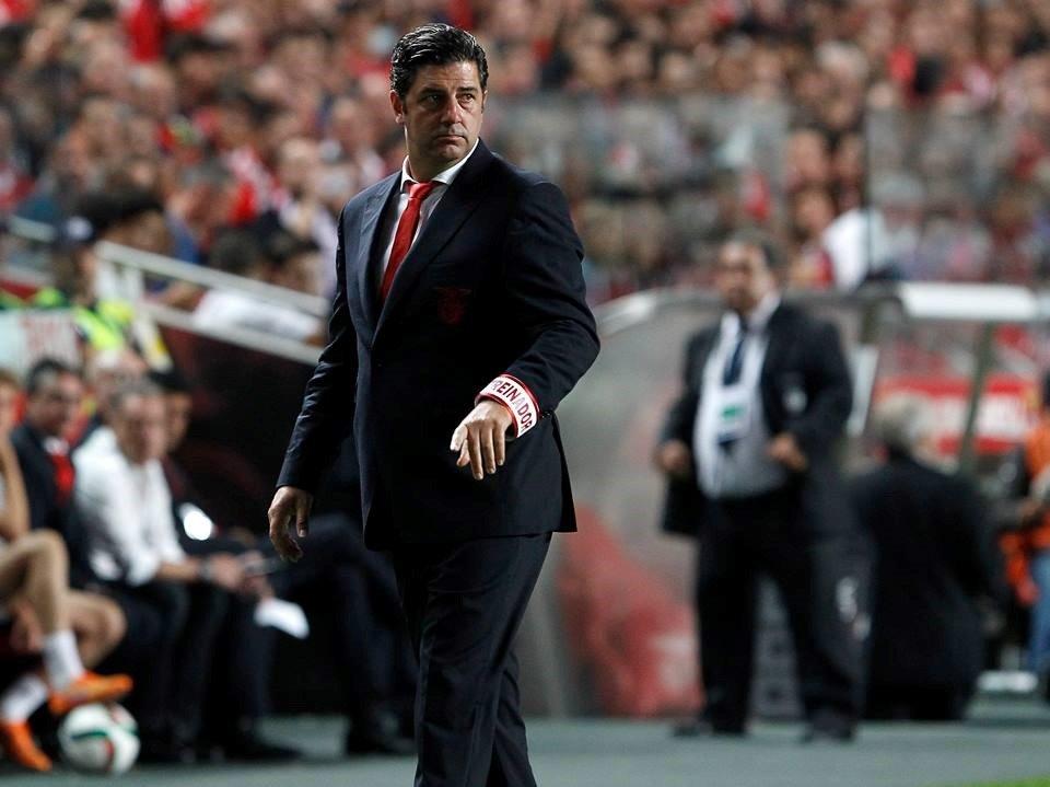 A 'culpa' não é de Rui Vitória Fonte: Sport Lisboa e Benfica