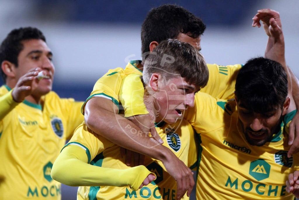 Contratado no Verão de 2014, Ryan Gauld ainda pouco mostrou ao serviço do Sporting Fonte: Sporting CP