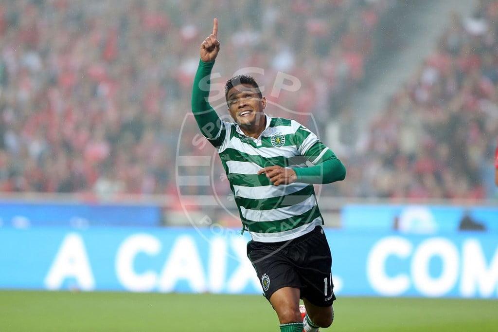 Dificilmente Teo voltará a ter o apoio das bancadas e a ser tão feliz de leão ao peito Fonte: Sporting CP