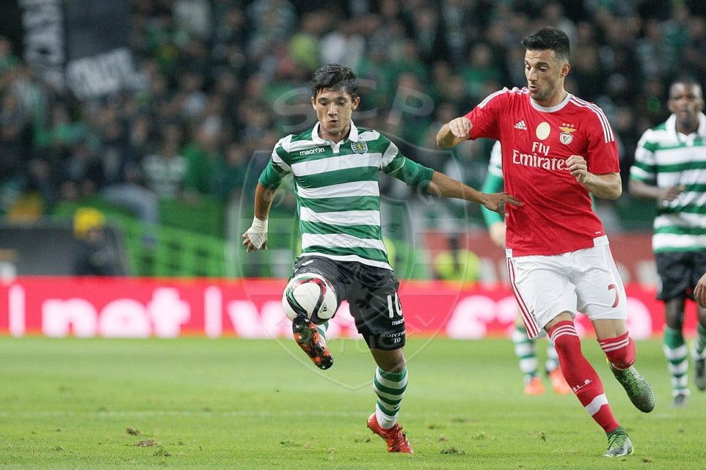 Montero: um golo, duas assistências e uma exibição de gala Fonte: Sporting CP