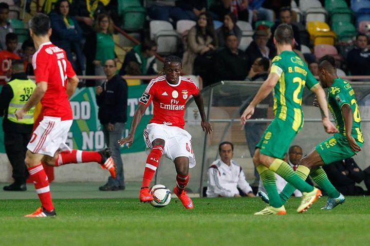 Clésio é um jovem promissor que deve ter espaço e tempo para crescer Fonte: SL Benfica