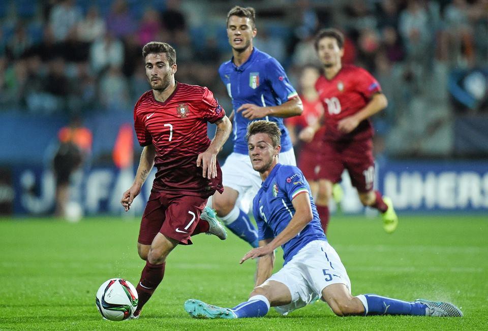 Rafa foi titular e deu nas vistas Fonte: SC Braga