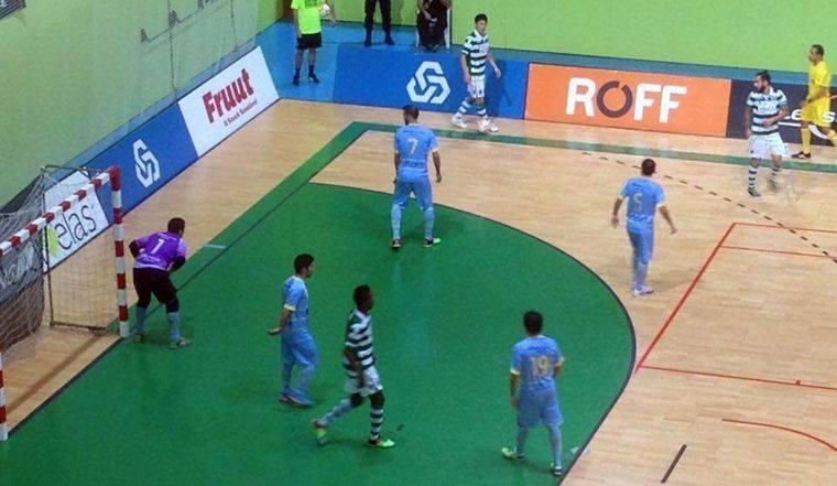 147c5dd8e5 Triunfo leonino nunca esteve em causa Fonte  Futsal Global
