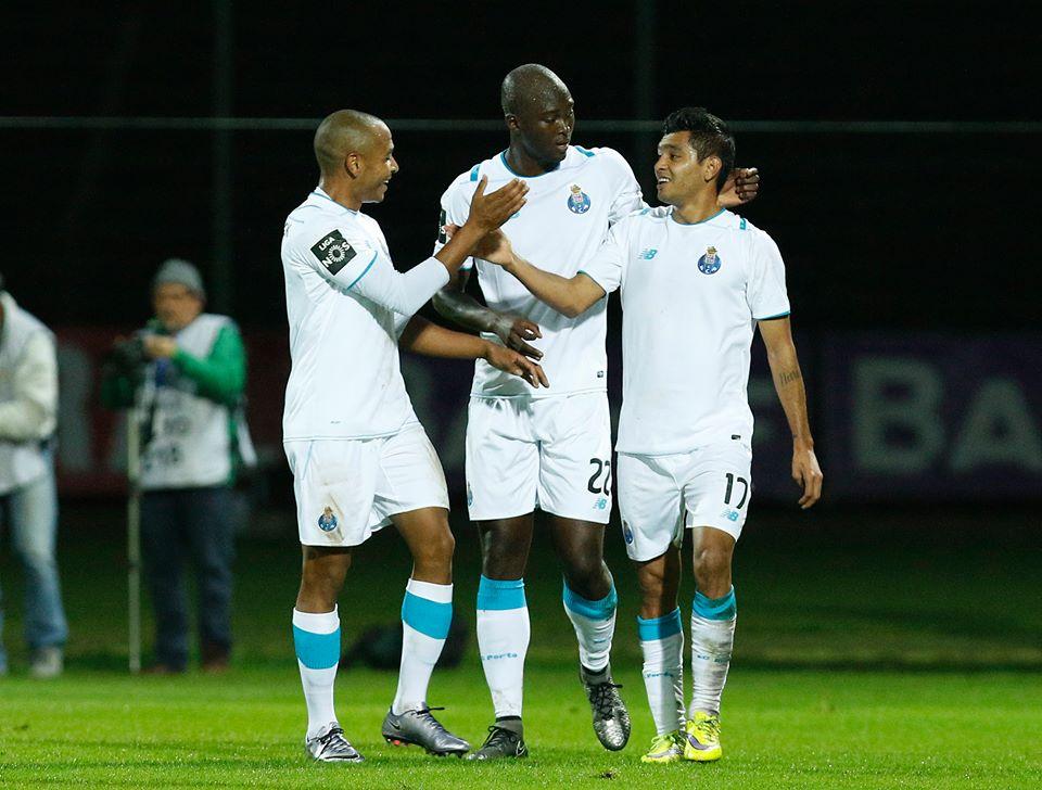 Vitória construiu-se bem cedo Fonte: FC Porto
