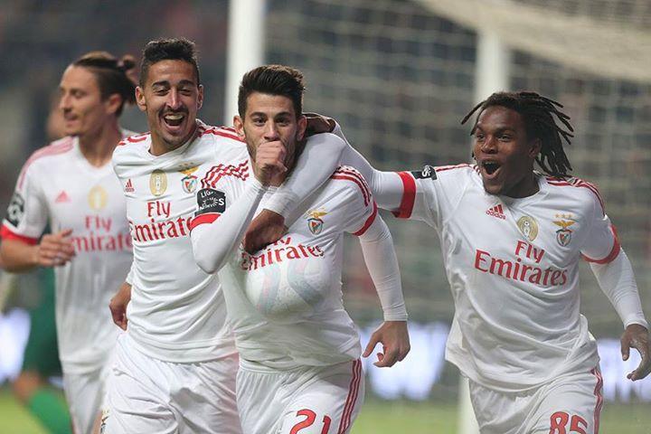 Mais trabalho e talento e menos teorias da conspiração – é a equação das vitórias Fonte: SL Benfica