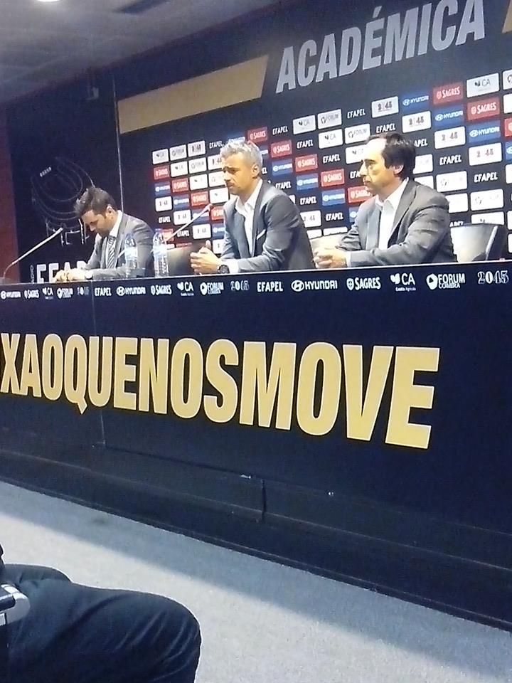 Gouveia admitiu haver aspectos a melhorar, mas ficou vaidoso pela sua equipa. José Eduardo Simões dedicou a vitória a Rui Prata Ribeiro