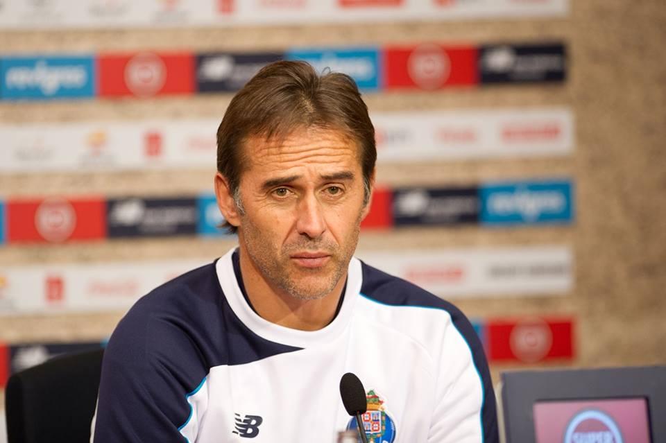: Um dos principais erros de Lopetegui verifica-se ao nível da gestão dos recursos humanos Fonte: FC Porto