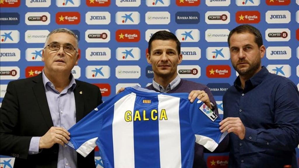 O novo homem forte do futebol do RCD Espanyol  Fonte: Eurosport