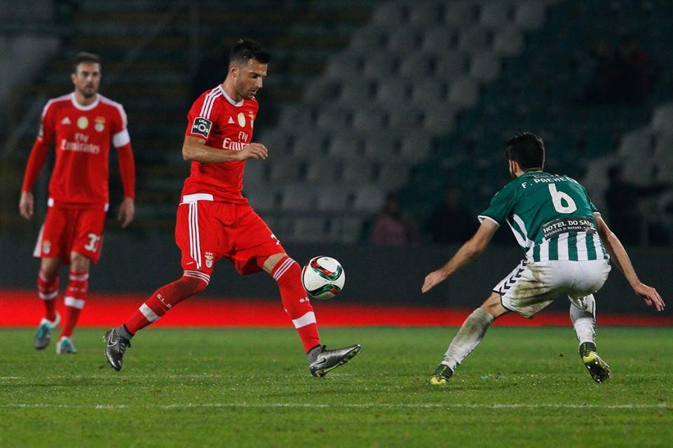Não compreendi a opção de Fejsa por Samaris Fonte: Sport Lisboa e Benfica