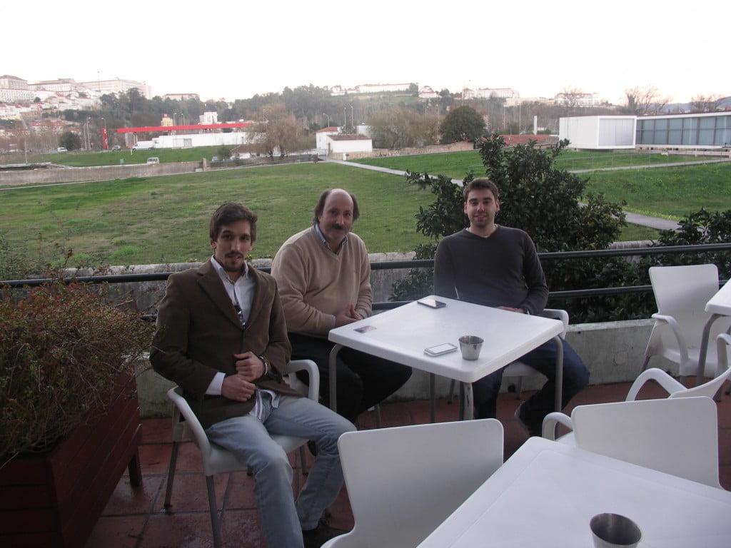 José Viterbo brindou o Bola na Rede com uma entrevista muito descontraída Fonte: Tomás Resendes