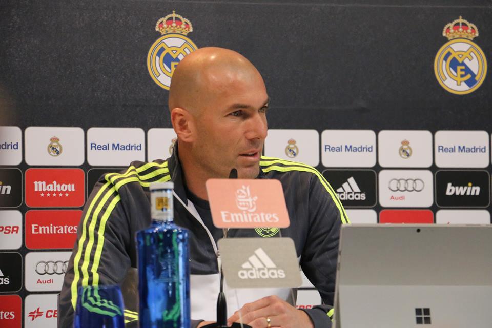Será que Zidane consegue outra vitória?