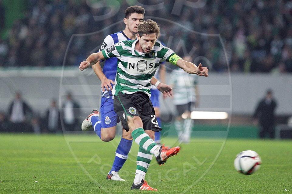 Adrien está a realizar uma época incrível e o golo de hoje será dos melhores da sua carreira Fonte: Sporting