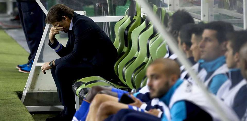 Lopetegui já era um homem só no comando dos dragões Fonte: FC Porto