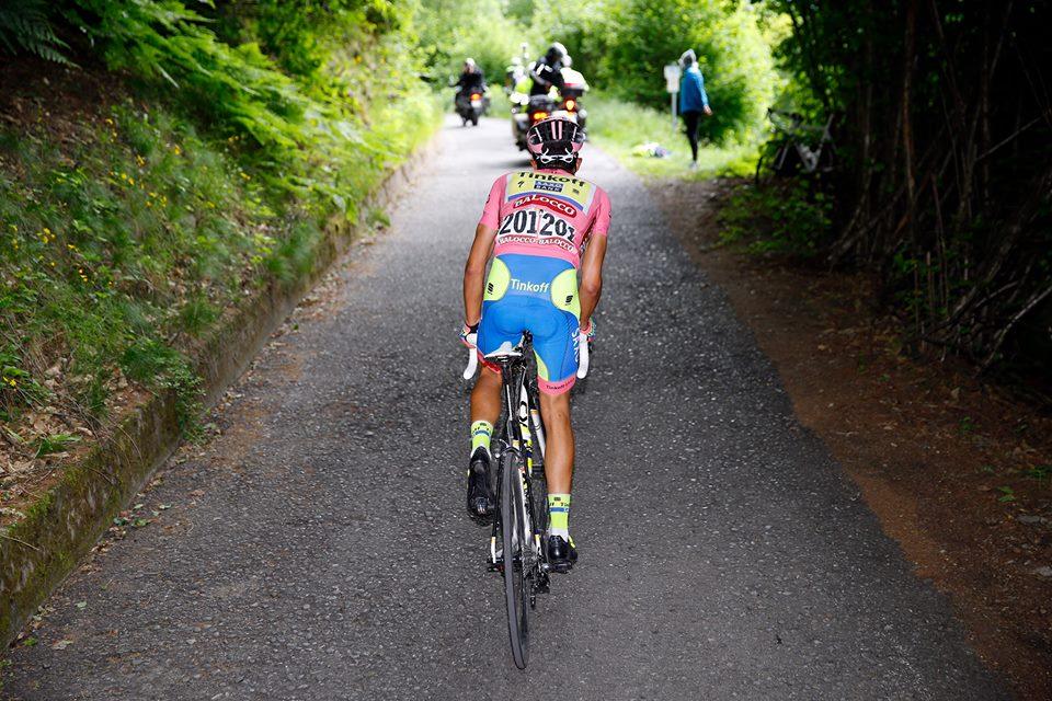 El Pistolero, um dos melhores ciclistas deste século, irá terminar a sua carreira nesta época Fonte: Alberto Contador