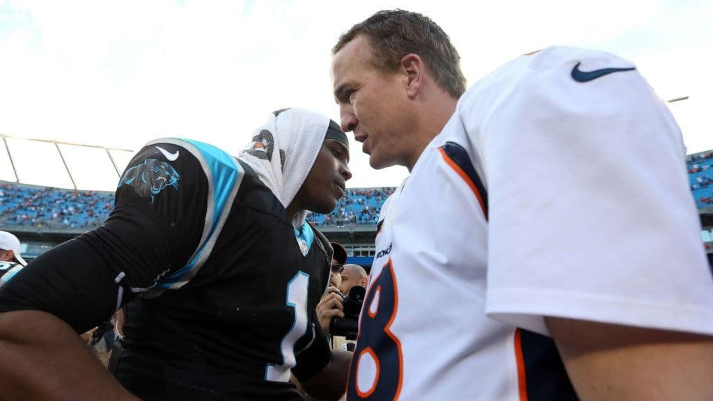 Cam Newton e Peyton Manning serão duas das figuras deste Super Bowl 50 Fonte: NFL