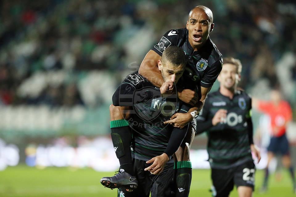 Jogadores e adeptos querem chegar à glória Fonte: Sporting CP