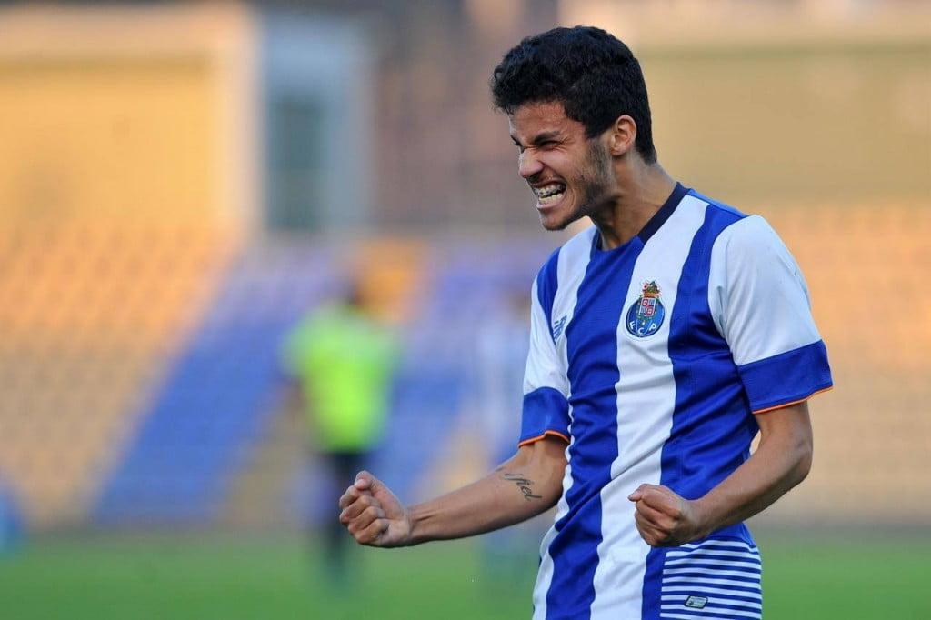 E em terras de sua majestade… Gleison! Fonte: FC Porto