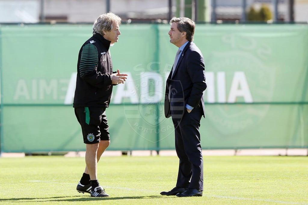 O que faz falta a BdC é conseguir fazer tudo o que os seus rivais conseguem fazer Fonte: Sporting CP