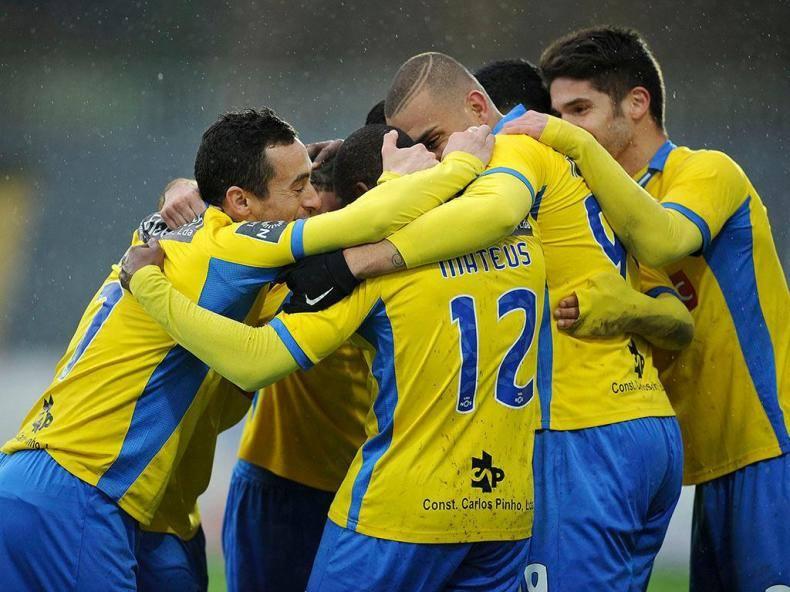 O Arouca está a realizar a sua melhor época de sempre no principal escalão do futebol português Fonte: FC Arouca