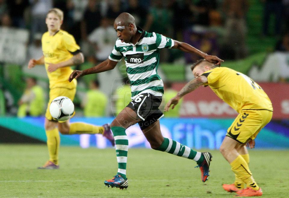 O sétimo lugar de 2012-2013 nunca poderá ser esquecido Fonte: Sporting CP