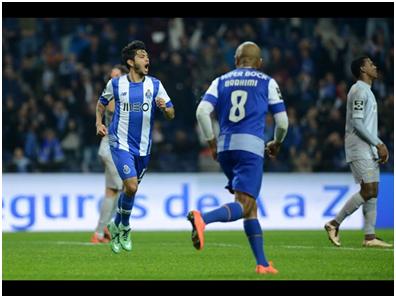 Brahimi e Corona pode ser peças chaves no ao título Fonte: FC Porto