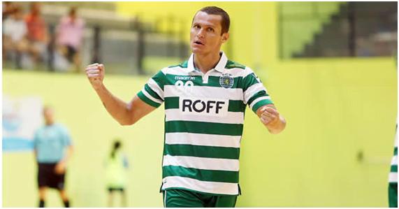 Uma das contratações mais importantes no Sporting, Rodolfo Fortino Fonte: Sporting cp