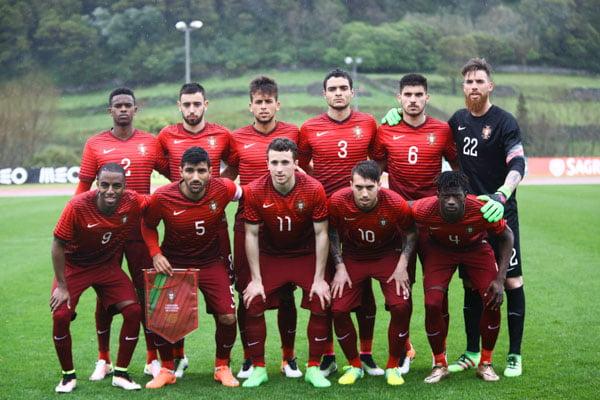 A Seleção Olímpica deixou boas indicações Fonte: FPF