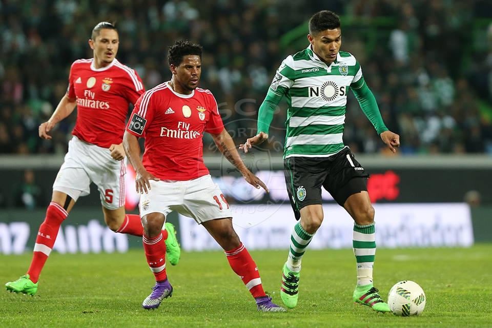 Teo Gutiérrez continua a não convencer Fonte: Sporting CP