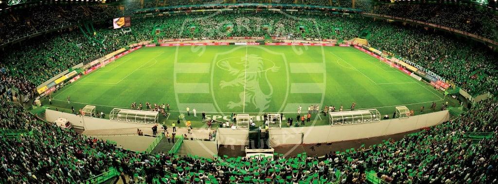 A futurologia prevê dias terríveis para este estádio ao comando de Bruno de Carvalho Fonte: Sporting CP