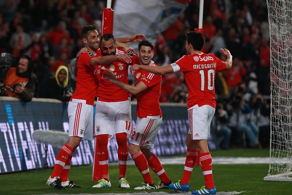 A união em torno dos valores do Benfica é o verdadeiro segredo do nosso sucesso. Fonte: #SLBenfica